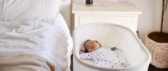 Learn the ABCs of safe sleep for newborns.