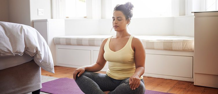 Learn more about how yoga benefits your heart health.