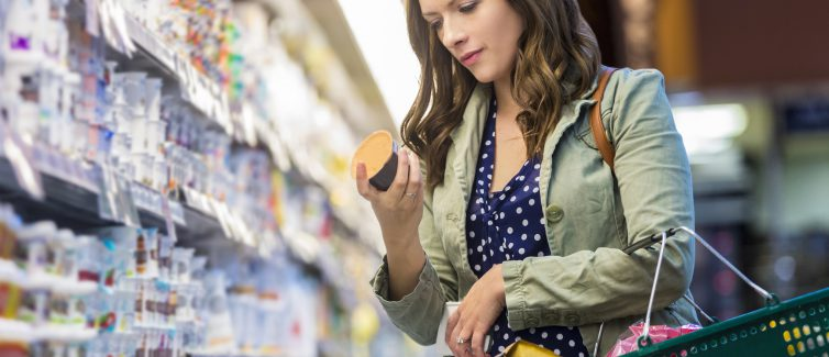 How to read the new nutrition labels
