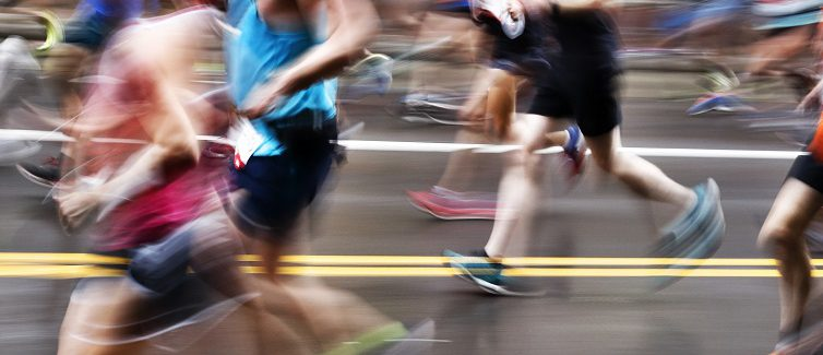 Conquer marathon day with these ten tips from our experts.
