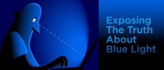 测验:什么是太多的蓝光?