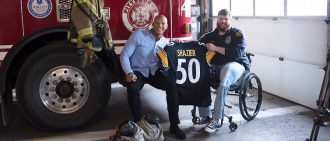 Ryan Shazier's 50 Phenoms Podcast: Learning to Live Again After Devastating Crash