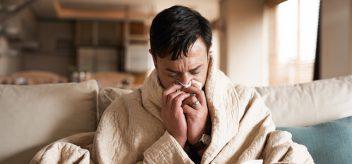 在家管理你的COVID-19症状