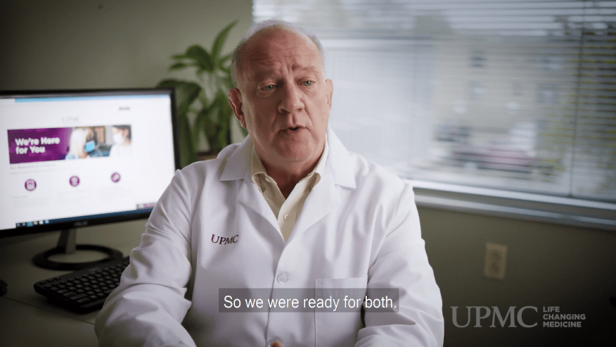 Dr. Donald Yealy of UPMC on how you can get your health back on schedule.