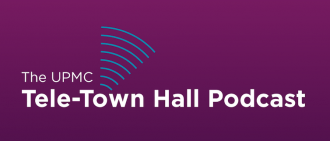 UPMC Tele-Town Hall Podcast: TAVR and Coronavirus