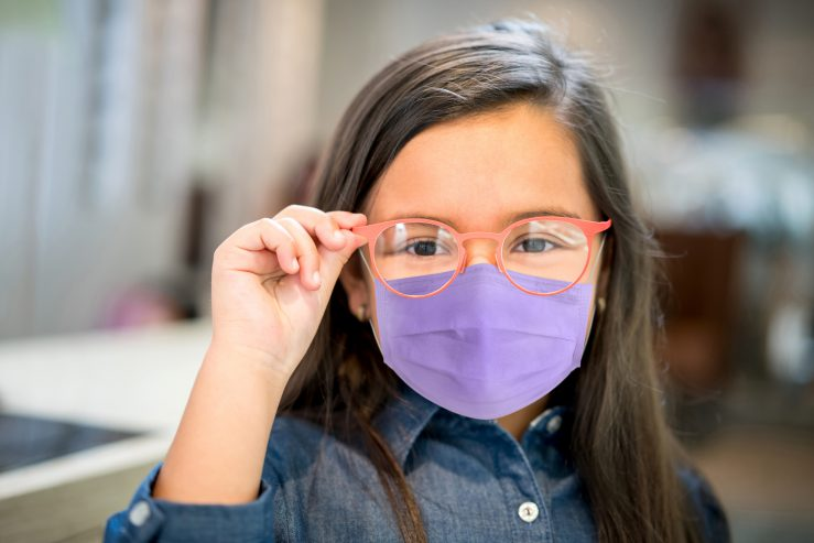 Information on sending your child back to school amid the COVID-19 pandemic.