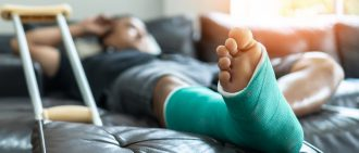 Open (Compound) Leg Fracture: Treatment and Recovery