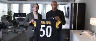 Ryan Shazier's 50 Phenoms: Love, Support Help Man Overcome Brain Tumor